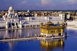 Golden Temple Made by Ranjit Singh