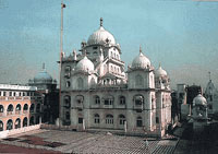 India and Pakistan, Patna Sahib Gurdwara was built by Maharaja Ranjit