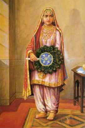 Maharani Jind Kaur(1817 - 1863), Maharaja Duleep Singh, wife of ...